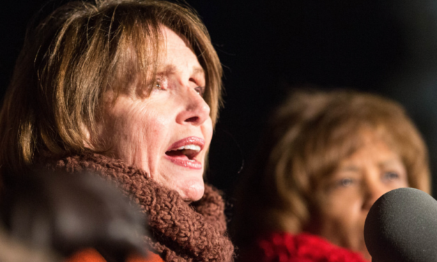Police Are Now Seeking the Removal of Nancy Pelosi