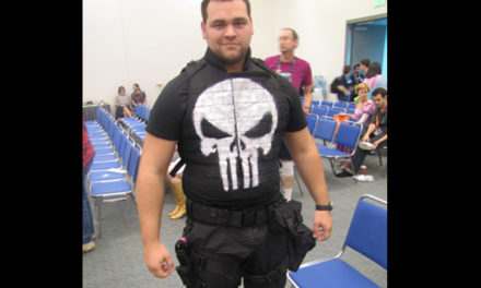 Punisher Logo Creator Blasts Police, Gets School By Sgt. A. Merica