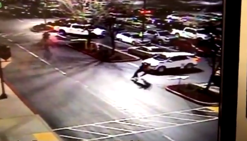 Security Guard Fired for Assisting Cops by Tackling Fleeing Suspect