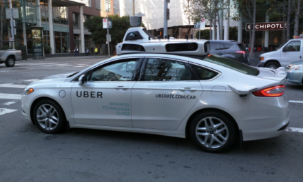 Self-Driving Uber Vehicle Kills Pedestrian