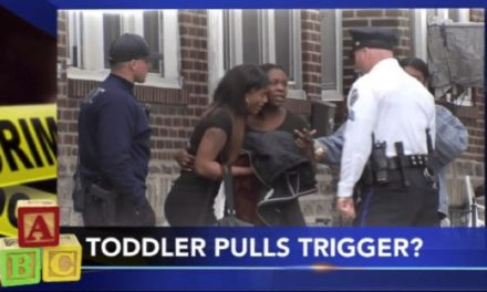 Parents Silent After Toddler Shoots Self With Stolen Handgun