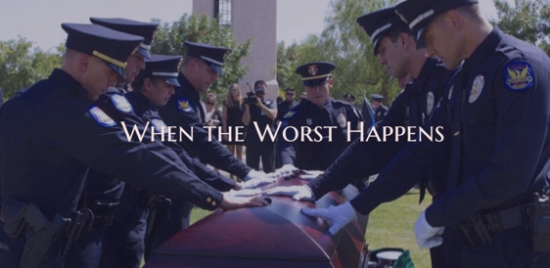 How do you react when the worst happens?
